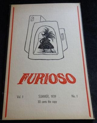 FURIOSO Vol. One, Summer, No One