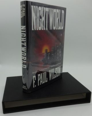 NIGHTWORLD (SIGNED LIMITED). F. Paul Wilson