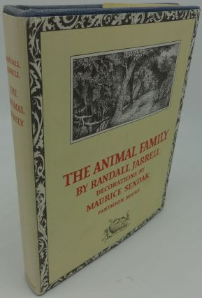THE ANIMAL FAMILY (Decorations by Maurice Sendak. Randall Jarrell