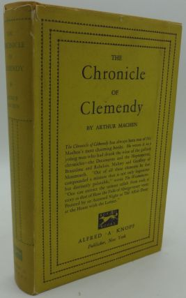 THE CHRONICLE OF CLEMENDY