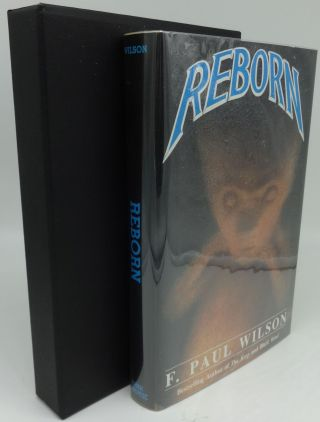 REBORN (SIGNED LIMITED). F. Paul Wilson