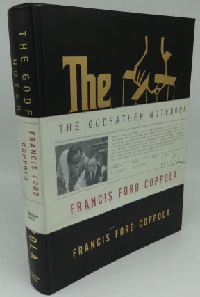 THE GODFATHER NOTEBOOK. Francis Ford Coppola