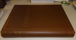 MONOGRAPH OF THE WORK OF CHARLES A. PLATT. Charles A. Platt.