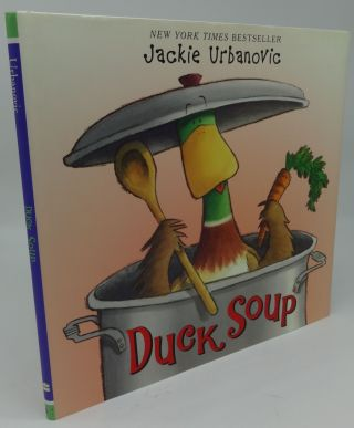 DUCK SOUP (MAX THE DUCK SIGNED). Jackie Urbanovic