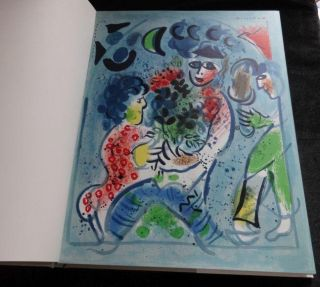 THE LITHOGRAPHS OF CHAGALL 1962-1968