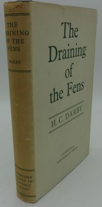 THE DRAINING OF THE FENS. H. C. Darby