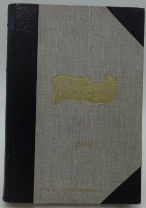 PHOTOGRAMS OF THE YEAR 1908 Deluxe Edition. (SIGNED). and Staff of Photograms