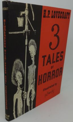 3 TALES OF HORROR. H. P. Lovecraft