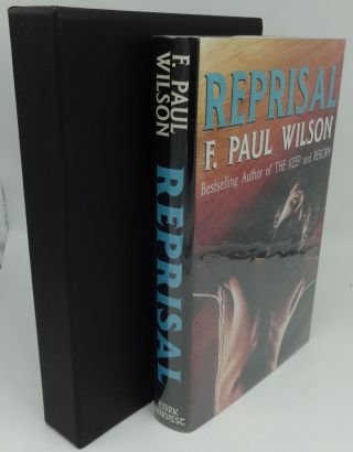 REPRISAL (SIGNED LIMITED). F. Paul Wilson