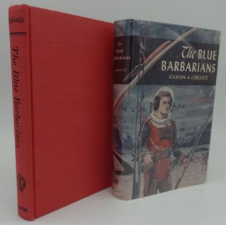 THE BLUE BARBARIANS. Stanton A. Coblentz