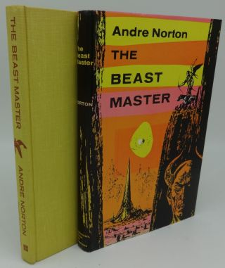 THE BEAST MASTER (SIGNED). Andre Norton