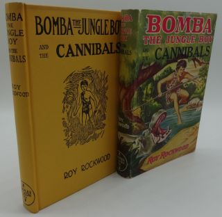 BOMBA THE JUNGLE BOY AND THE CANNIBALS OR Winning Against Native Dangers