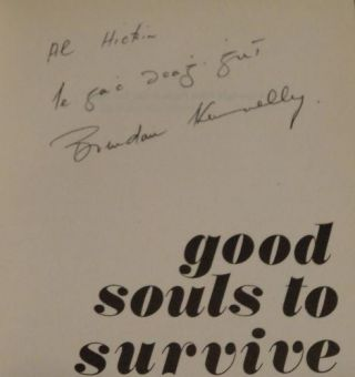 GOOD SOULS TO SURVIVE
