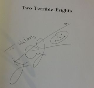 TWO TERRIBLE FRIGHTS