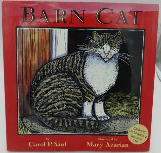 BARN CAT A Counting Book. Carol P. Saul
