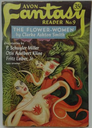 AVON FANTASY READER NO. 9. Donald A. Wollheim.