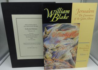 WILLIAM BLAKE'S ILLUMINATED BOOKS COLLECTED EDITION Volumes 1-6. William Blake