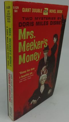 MRS. MEEKER'S MONEY / UNAPPOINTED ROUNDS (G-529). Doris Miles Disney