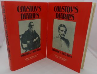 TOLSTOY'S DIARIES [Two Volumes]