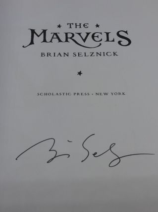 THE MARVELS (SIGNED LIMITED)