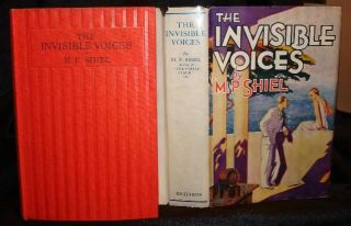 THE INVISIBLE VOICES. M. P. Shiel.