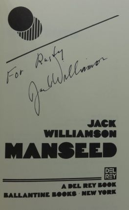 MANSEED (SIGNED/INSCRIBED)