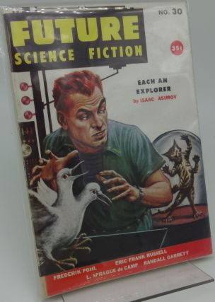 FUTURE SCIENCE FICTION NO. 30. Robert W. Lowndes.