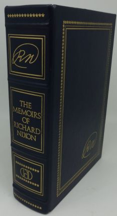 THE MEMOIRS OF RICHARD NIXON (Signed Limited Edition). Richard Nixon