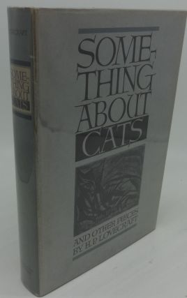 SOMETHING ABOUT CATS. H. P. Lovecraft