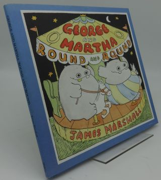 GEORGE AND MARTHA ROUND AND ROUND. James Marshall