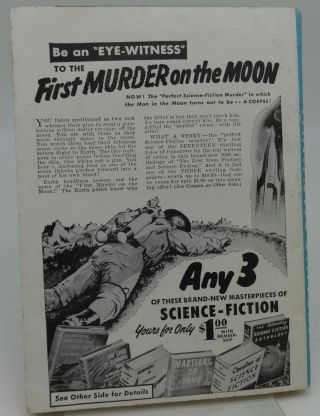FANTASTIC UNIVERSE SCIENCE FICTION Jan 1957