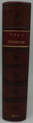 AN ACCOUNT OF EXPEDITIONS TO SOURCES OF THE MISSISSIPPI AND THROUGH THE WESTERN PARTS OF...