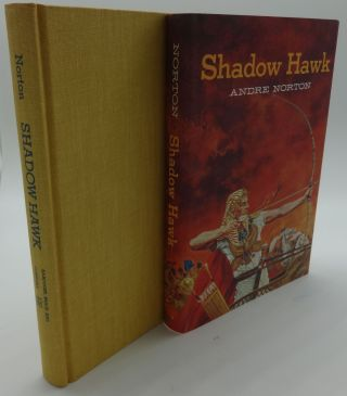 SHADOW HAWK(SIGNED). Andre Norton