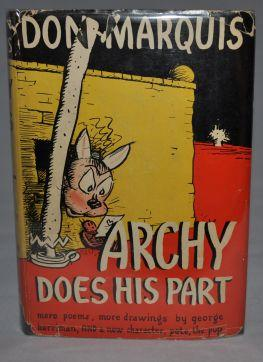 ARCHY DOES HIS ART