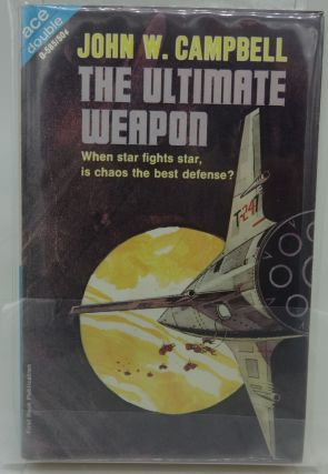 THE PLANETEERS AND THE ULTIMATE WEAPON (ACE B-585)