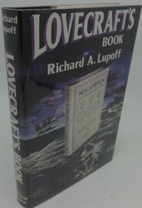LOVECRAFT'S BOOK. Richard A. Lupoff