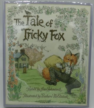 THE TALE OF TRICKY FOX. Jim Alyesworth