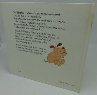OLD MOTHER HUBBARD (A Lift The Flap Book)