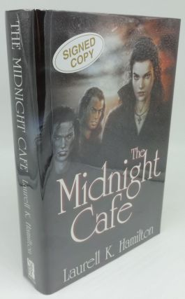 THE MIDNIGHT CAFE (SIGNED). Laurell K. Hamilton