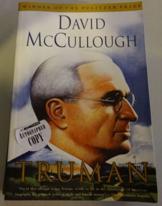 TRUMAN. David McCullough