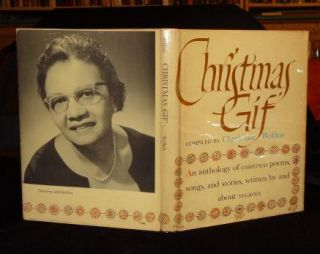 CHRISTMAS GIFT. Charlemae Rollins.
