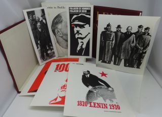 LENIN IN PROFILE [World Writers and Artists on Lenin]