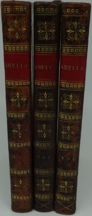 THE HISTORY OF AMELIA. Henry Fielding