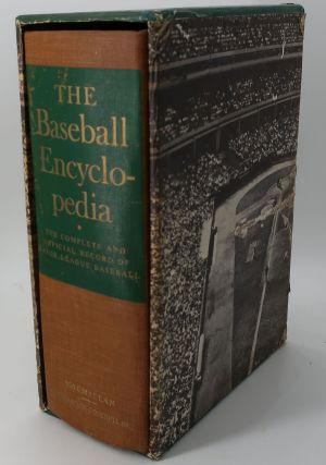 THE BASEBALL ENCYCLOPEDIA