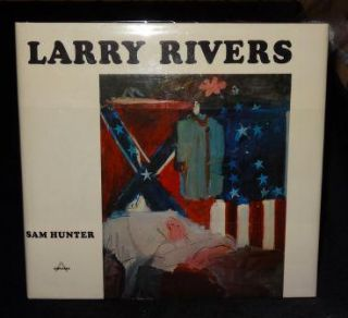 LARRY RIVERS. Sam Hunter.