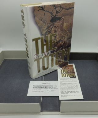 THE TOTEM (SIGNED LIMITED)