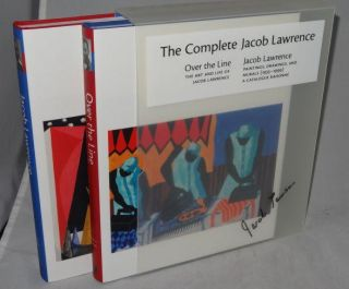 Jacob Lawrence: Paintings, Drawings, and Murals (1935-1999) : A Catalogue Raisonne. Peter T. Nesbett