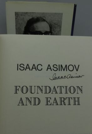 FOUNDATION AND EARTH (SIGNED)