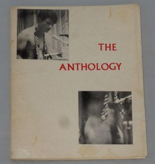 THE ANTHOLOGY (Signed by Nineteen Contributors). Richard Krech, John Simon Oliver, SIGNED.